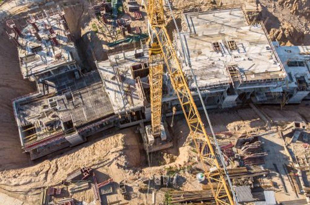 Inspection de chantier - Dronnit