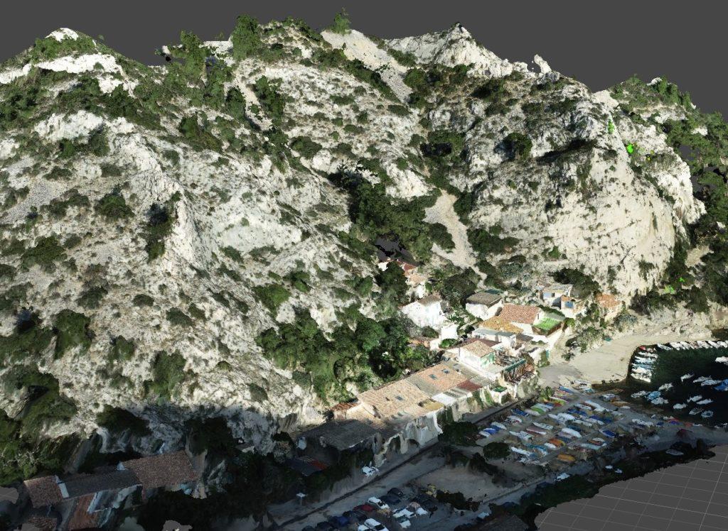 drone photogrammétrie